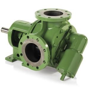 Gylle separation - R pumpe